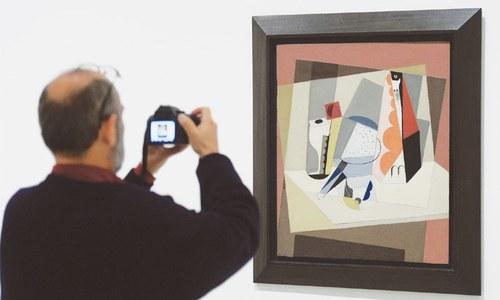 Picasso museum fetes WWI Cubism survival
