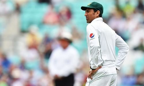 Younis returns to squad as Pakistan opts to bat against Windies in second Test