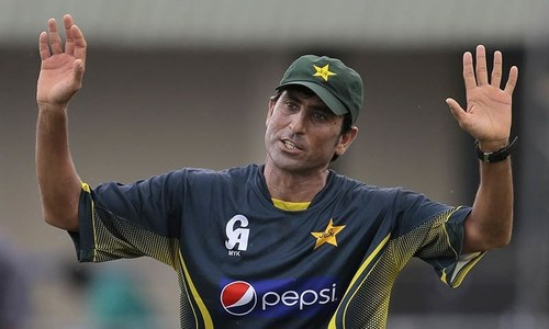 Younis urges India to face Pakistan in Tests