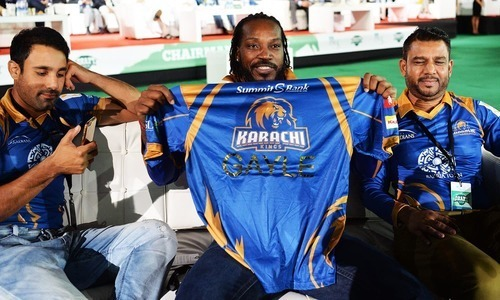 Will keep hitting sixes to entertain my Pakistani fans, says Karachi Kings' Chris Gayle