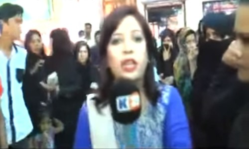 Case against manhandled reporter amid media debate