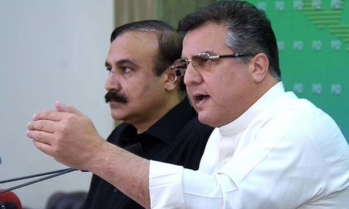 Imran accused of trying to sow anarchy in Islamabad