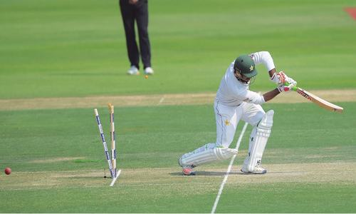 Late West Indies wickets put Pakistan in driving seat