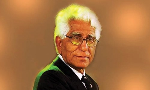 Dr Adib Rizvi honoured