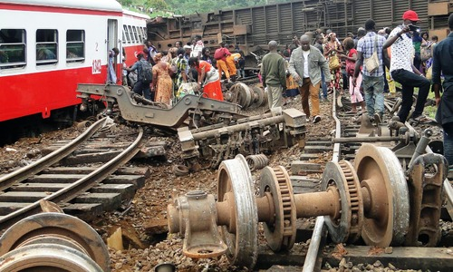 Cameroon train crash death toll tops 70
