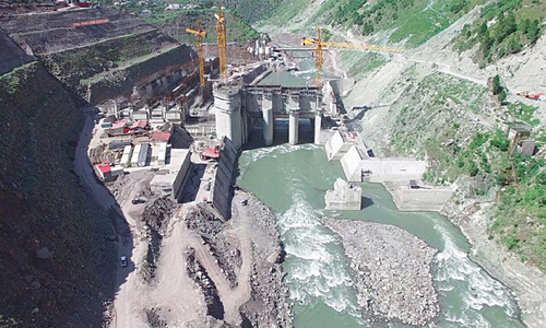 Golen Gol power project's German consultant resigns