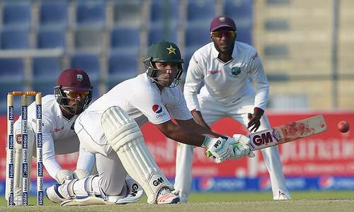 Pakistan build commanding lead over Windies