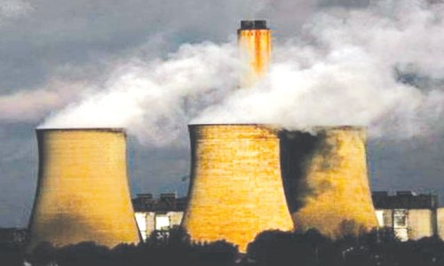 Coal power plants:  a potential change