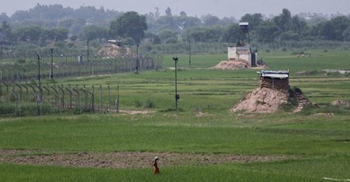Two killed, several injured in Indian firing across Working Boundary: ISPR