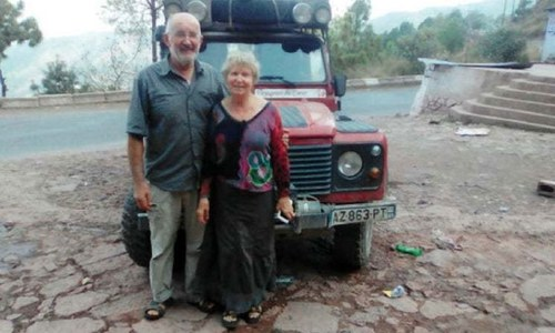 This French couple dared to travel to Pakistan and fell in love with it