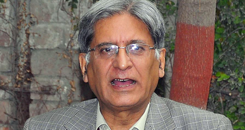 PPP to join Islamabad seige if govt tortures political workers: Aitzaz
