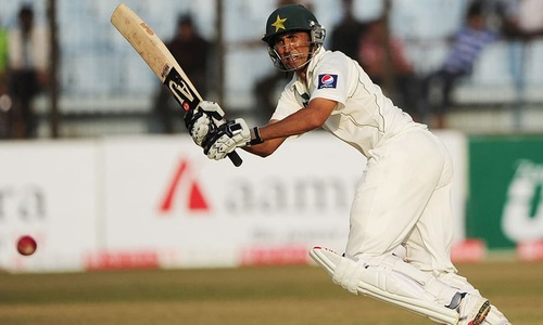 Pakistan set West Indies 456-run target in second Test