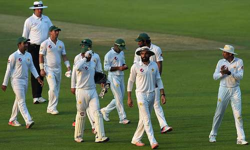 Second Test: Pakistan eye series-clinching win in Abu Dhabi