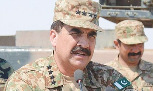 After police academy attack, Army Chief Gen Raheel reaches Quetta