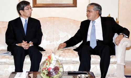 ADB offers to increase assistance to help Pakistan become trading hub