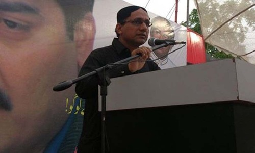 Locking down Islamabad not a matter of right, says senator