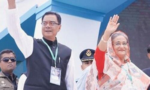 Awami League national council came short of democratic practice