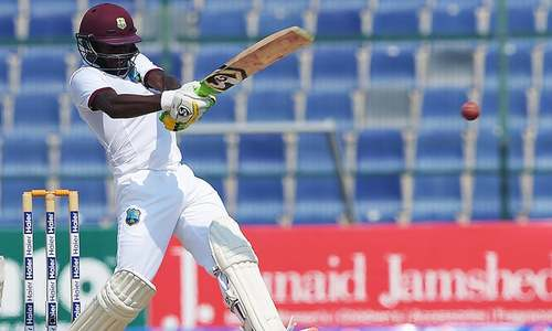 West Indies' inherent weakness against spin exposed