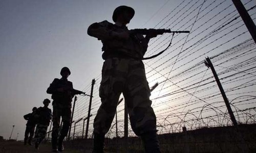 At least five civilians injured in firing across Working Boundary: ISPR