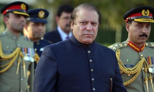 Sharif under siege