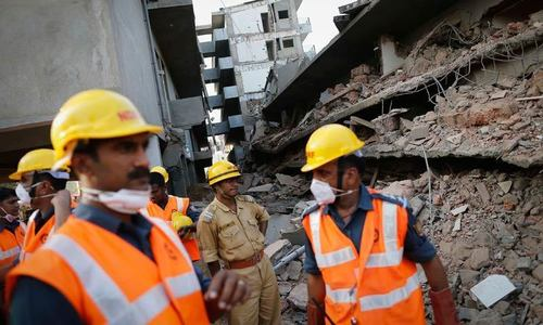 15 injured as house collapses in Lahore after explosion