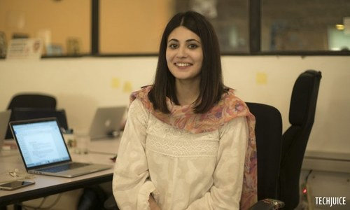 Meet Noor Fatima, game developer at 'WeRPlay'