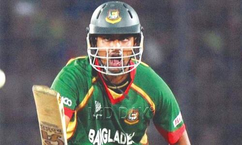 Just playing well not enough, says Tamim