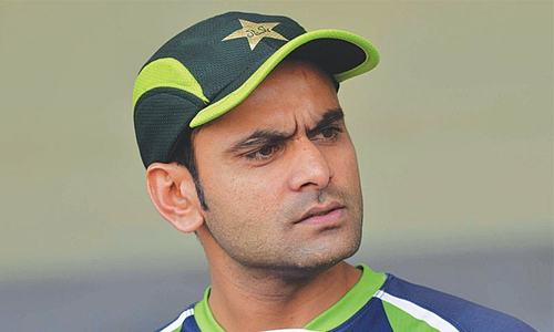 PCB awaits Hafeez's bowling test report