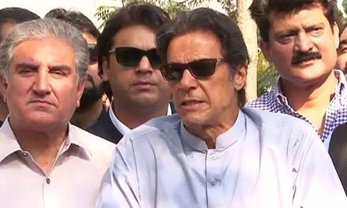 Islamabad protest will be held at any cost on Nov 2, vows Imran