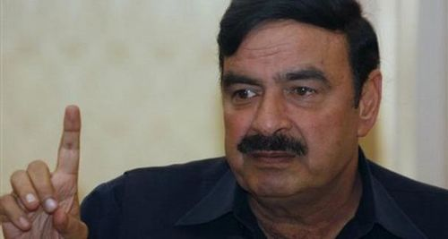 'I will tear Section 144 into 144 pieces': Sheikh Rashid