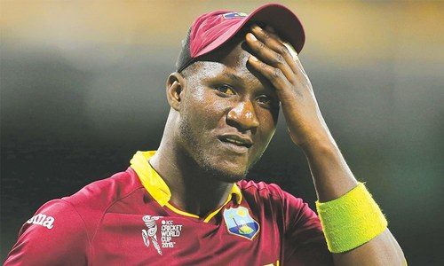 Defiant Sammy laments mess in West Indies cricket