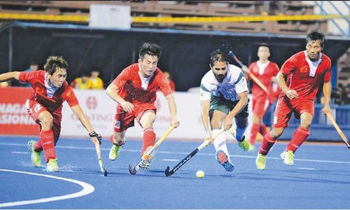 Pakistan crush China 4-0, to play Malaysia in semi-final