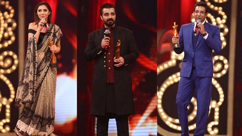 Here are the winners from the first ever Hum Style Awards