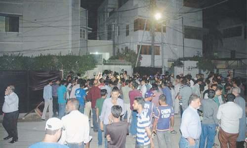 Five shot dead in Karachi 'sectarian attack'