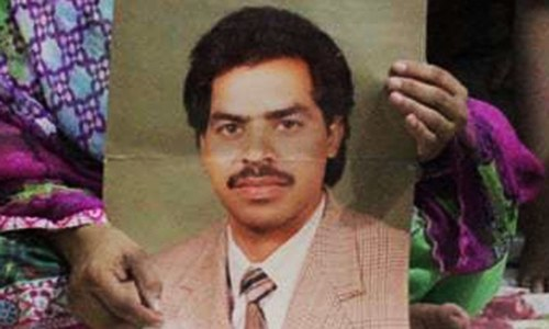 Supreme Court stays hanging of mentally ill convict Imdad Ali