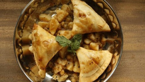 Are you daring enough to try Awesamosas' wild new flavours?