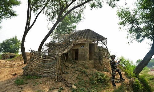 Woman among four civilians killed by Indian firing along Line of Control