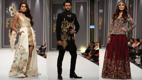Shehla Chatoor's fresh take on bridals was the highlight of FPW Day 2