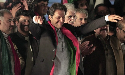 I wait for the day when Nawaz, Shahbaz are put behind bars, says Imran Khan