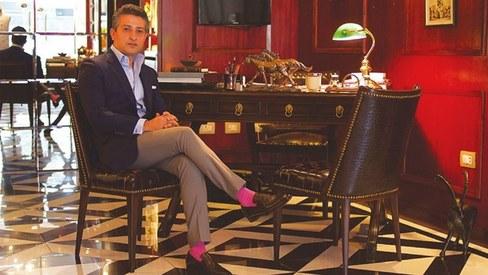 In surprise move, Bunto Kazmi's son opens his first menswear store