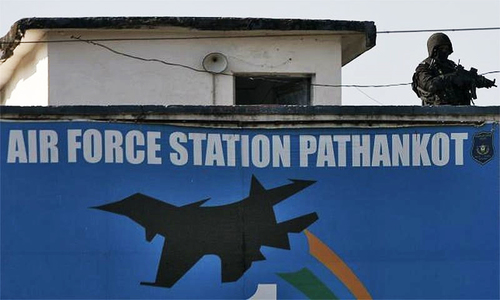 Indian TV channel penalised for Pathankot coverage
