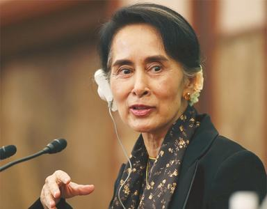 Myanmar's Suu Kyi under fire as military abuse follows militant attack