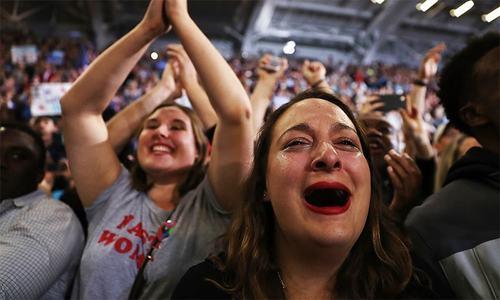 Clinton or Trump? America decides on 45th Potus