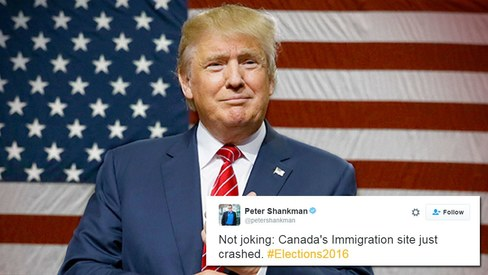 These #ElectionNight tweets are proof that the world is coming to an end