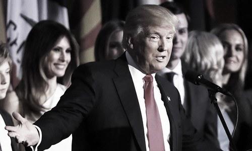 Editorial: Trump's victory