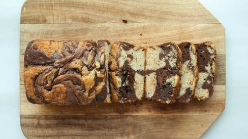 Bored of banana bread? Here's how Nutella and chocolate chips can jazz up the classic loaf