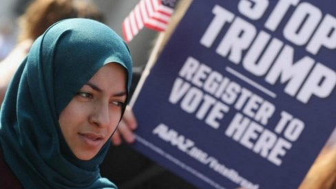 Muslim Americans react with fear after Trump's shocking election victory