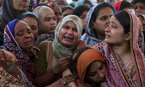 'No one was able to hear their cries': Families ripped apart as terror strikes Khuzdar shrine