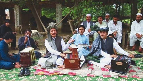 How Afghan musicians' departure from Pakistan is a loss for Pushtun culture