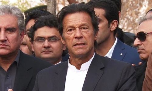 PTI will not attend Erdogan's address to parliament, says Imran